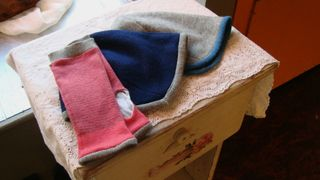 Ivy studio warmers and hats