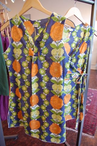 Flora and Molly Tunic