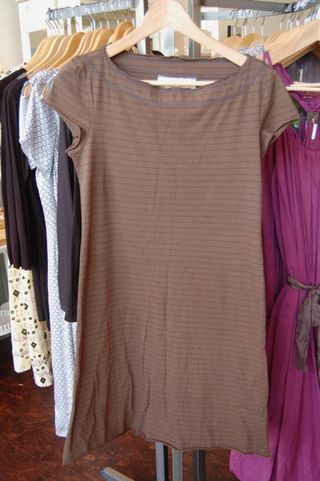 REWS dress in Brown