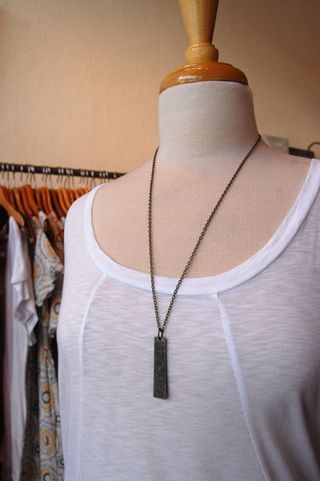Sulu necklace june 2