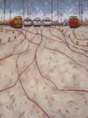 Renee Hartig Tracks Converge
