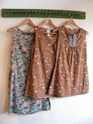 Kara-Line Tunics