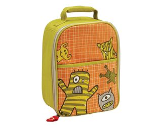 Lunch tote-monsters