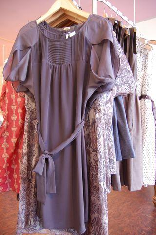 Covet Silk Dress