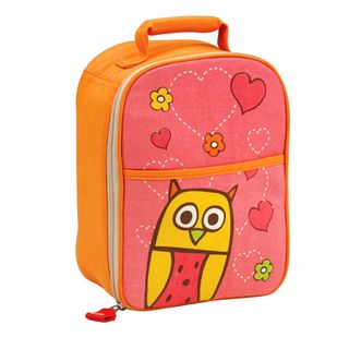 Lunch tote-owl