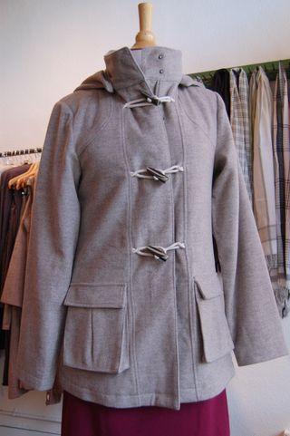 Covet coat