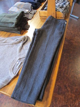 Enza costa wool pants
