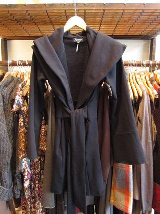 Jules elin drapey coat