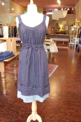 Seam skirt under cp shades dress