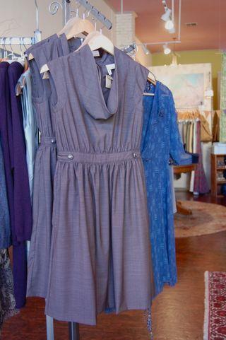Covet Wool Dress