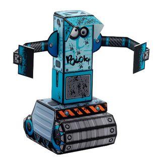 Paper toys- urban robots_01