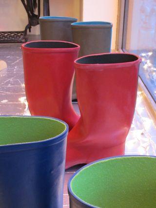 Bensimon boots