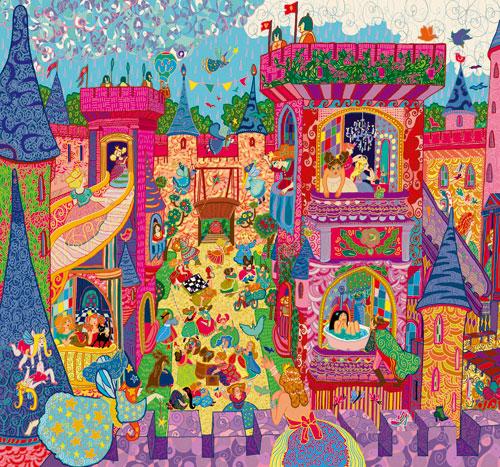 Fairy castle2
