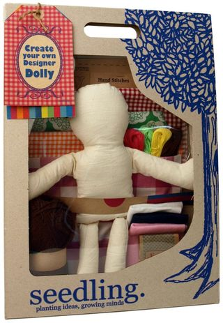 Designer dolly