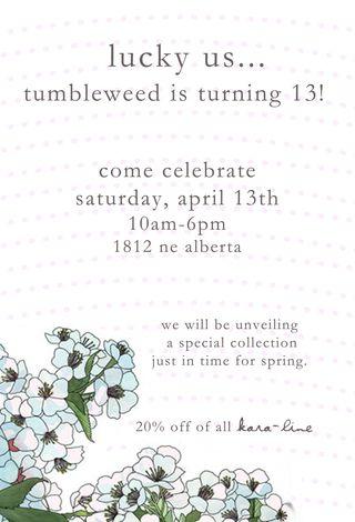Tw invite
