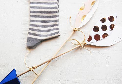 Gray_stripe_sock