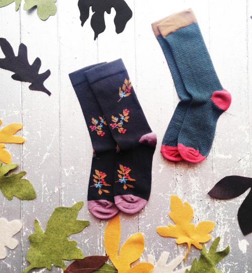 Leaf_socks